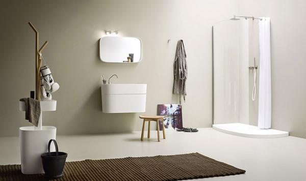 Mẫu nhà tắm cực chất cho tín đồ của sự đơn giản mà tinh tế