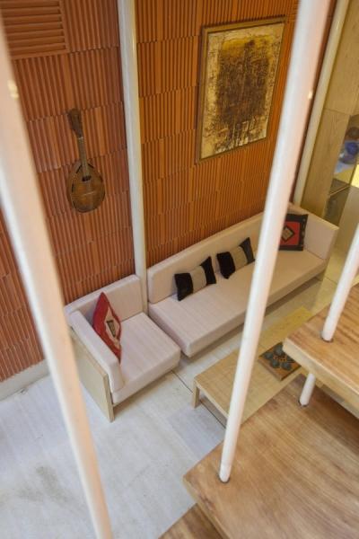 Mê mẩn với ngôi nhà 27m² vừa ngẫu hứng vừa thực tế ở Sài Gòn