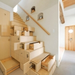 5 ý tưởng tiết kiệm không gian từ kiến trúc sư Nhật Bản