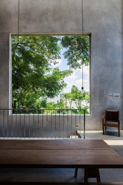 Ngôi nhà xinh đẹp 325m² ngập tràn cây xanh