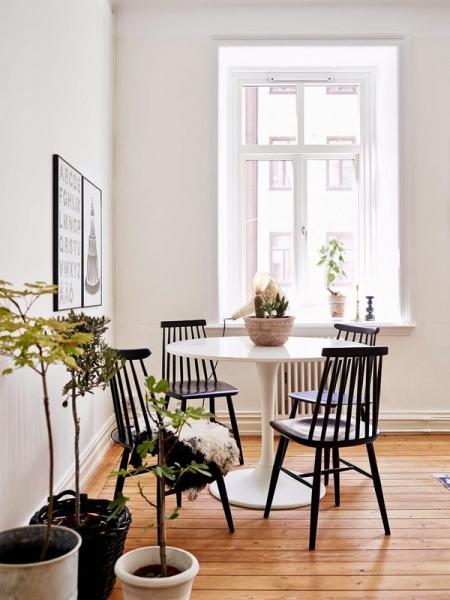3 cách bày trí bàn ăn nhỏ nhìn là thích, ngắm là mê
