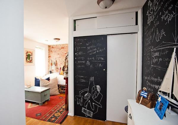 """Thiết kế căn hộ theo phong cách Soho với chi phí """"khiêm tốn"""""""