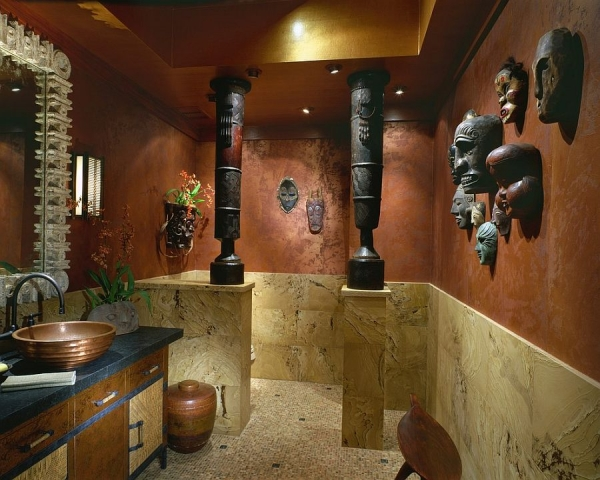 Phòng tắm nhiệt đới không thể bỏ qua cho mùa hè 2016