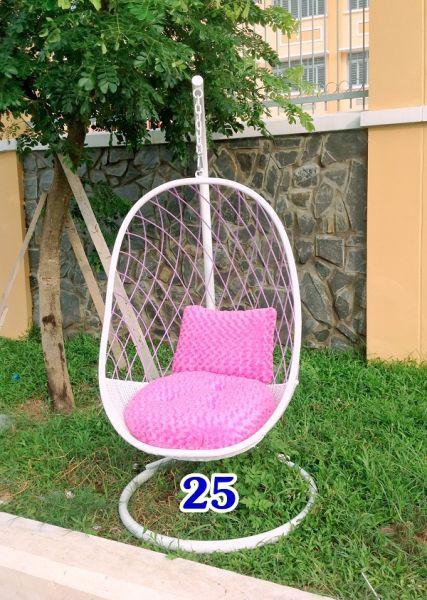 Ghế xích đu Caro KH25
