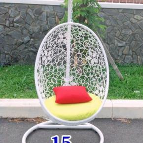 Ghế xích đu Hoa mai KH15