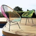Những mẫu bàn ghế tràn đầy cảm hứng mùa hè